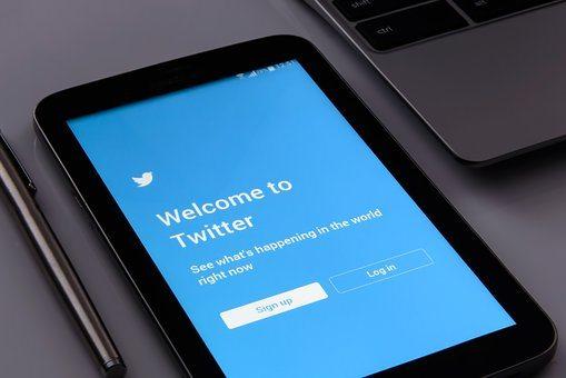Twitter followers mobile