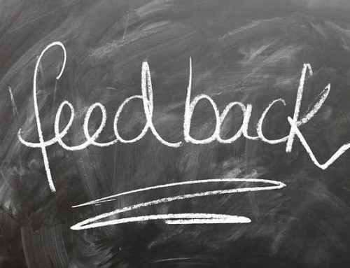 Four Simple Steps For Effective Feedback