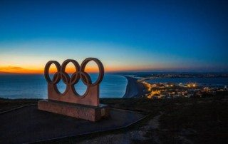 Is the Olympics playing havoc with work?