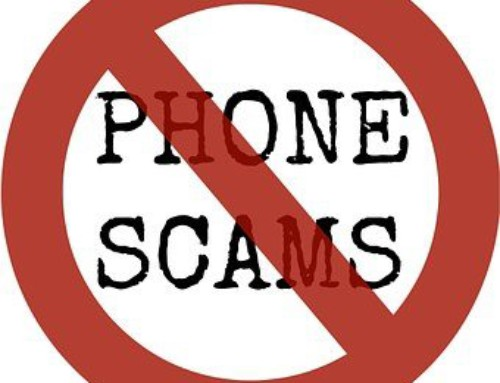 Computer Phone Scam – A Cautionary Tale