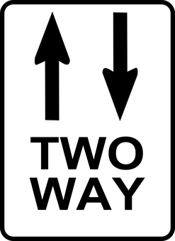 Networking is a two way process
