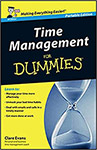Time Management for Dummies author 150